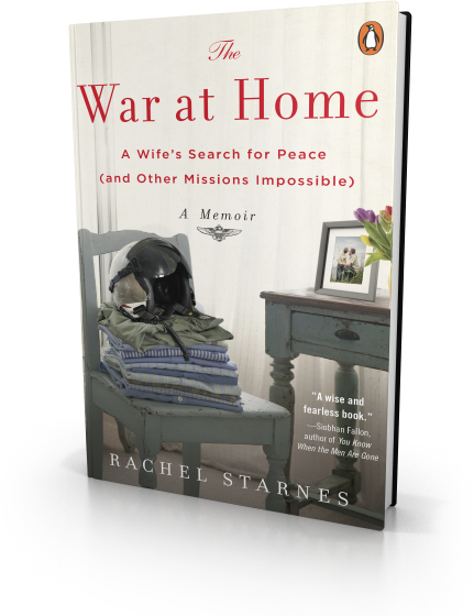 Book: The War at Home by Rachel Starnes